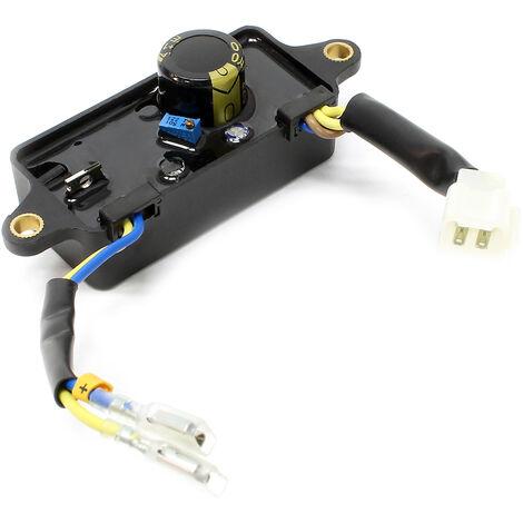 """main image of """"Pezzo di ricambio: regolatore automatico di tensione per generatori di corrente 220V 2000 - 2500W"""""""