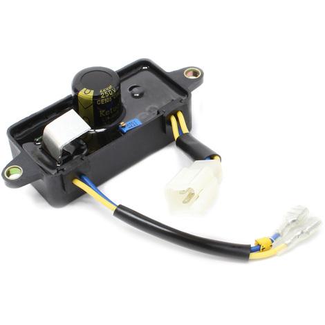 """main image of """"Pezzo di ricambio: regolatore automatico di tensione per generatori di corrente 2500 W 2,0 KW"""""""