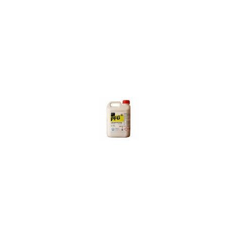 PFG ® LIMPIADOR MULTIUSOS PERFUMADO CLASSIC con bioalcohol. Botella 5 Lt.