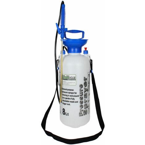 Pflanzensprüher Drucksprüher 8 Liter Sprühgerät Druckspritze 8l