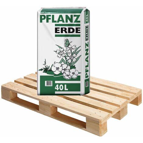 Pflanzerde 51 Sack á 40 L Pflanzenerde Blumenerde Gartenerde Erde aus Bayern