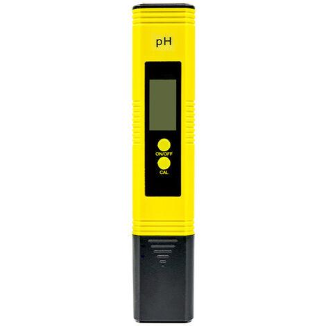 """main image of """"ph-02 portatil de prueba de calidad del contador del agua para el tanque de pescados Acuicultura, Amarillo, 1 #"""""""