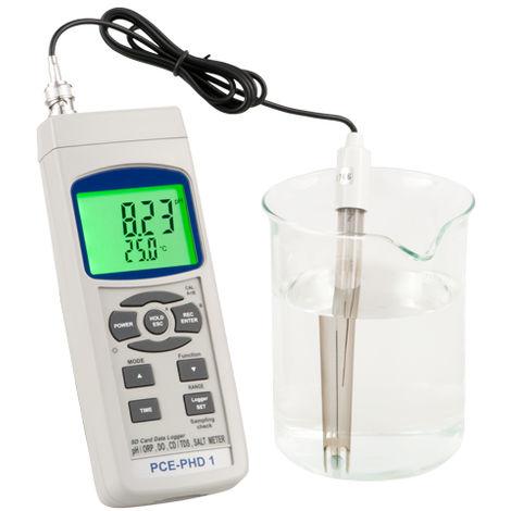 pH-Leitfähigkeitsmessgerät PCE-PHD 1