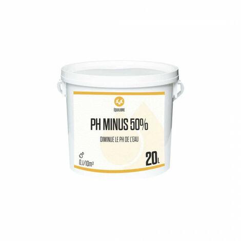 PH Less - liquid 0.1l/10m3