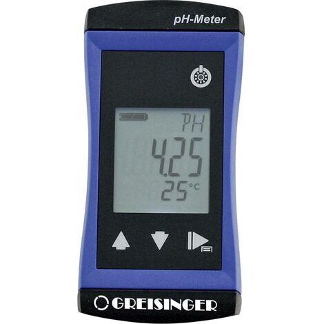 pH-mètre Greisinger G1500+GE 114 610815 pH 1 pc(s) S059451