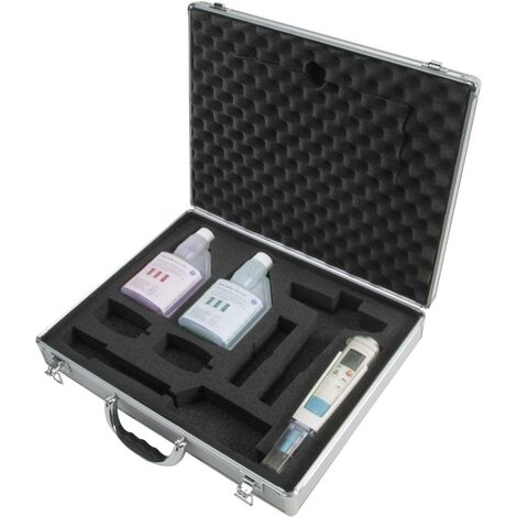 pH-mètre testo Set 206-pH2 Q55446