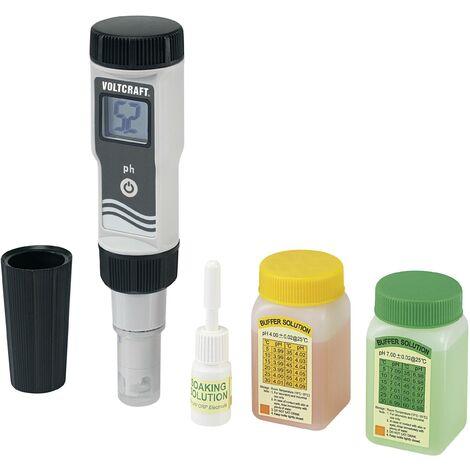pH-mètre VOLTCRAFT PHT-02 ATC Q79924