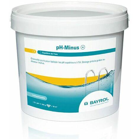 Ph Minus - 6kg de Bayrol - Produits chimiques