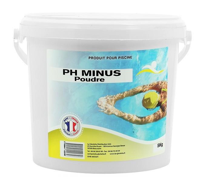 Ph Minus poudre - 1x5kg de pH, TAC - Swimmer