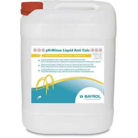 pH moins Liquid Anti Calc 20 L - Bayrol