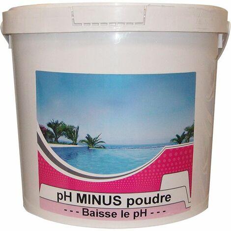ph moins poudre 5kg - ph minus 5k - nmp