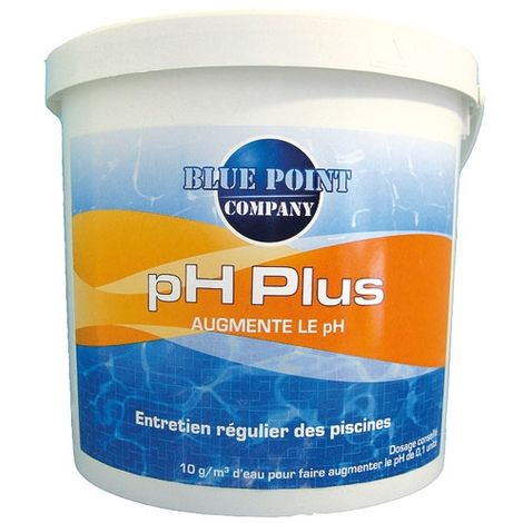 PH PLUS 5KG HYDRAPRO BLUE POINT COMPAGNY 006020912