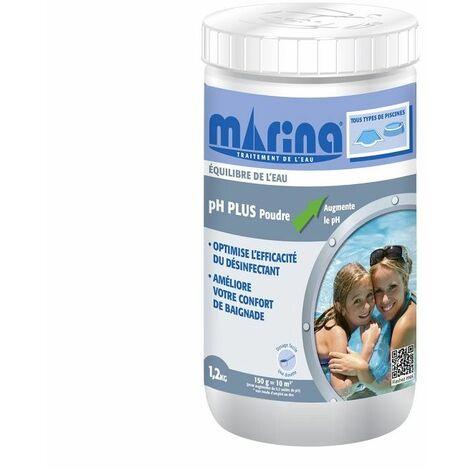 pH PLUS en poudre Marina - 1,2kg