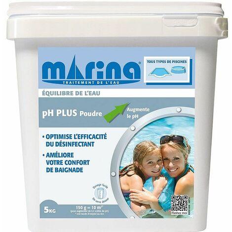 pH PLUS en poudre Marina - 5kg