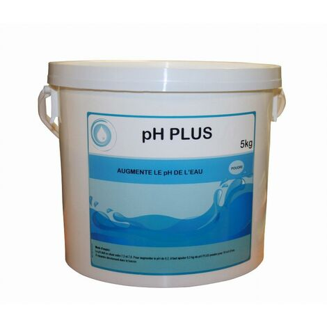 Ph Plus - En poudre - Seau de 5 kg - 525000050B