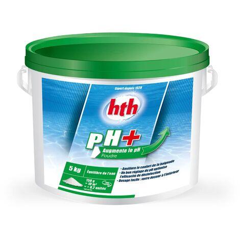 pH PLUS HTH traitement en poudre
