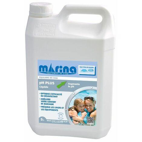 pH PLUS Liquide 5l Marina