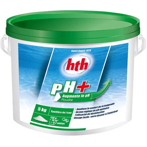 pH plus poudre 5 kg - hth