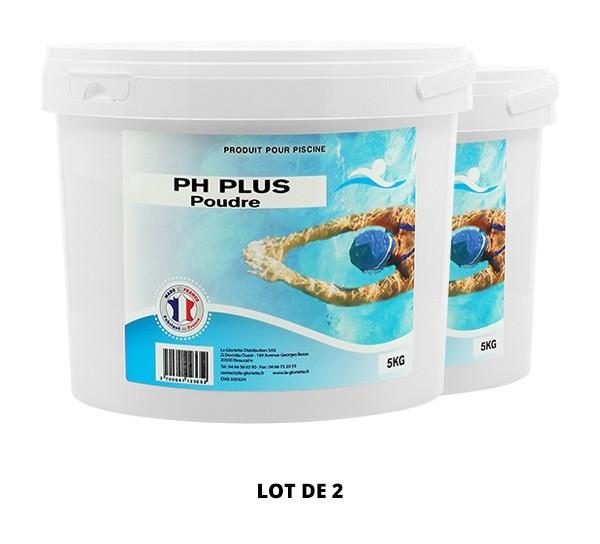 pH plus poudre - 2x5kg de pH, TAC - Swimmer