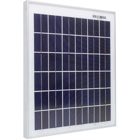 Phaesun Sun Plus 20 Polykristallines Solarmodul 20 Wp 12V Y168311