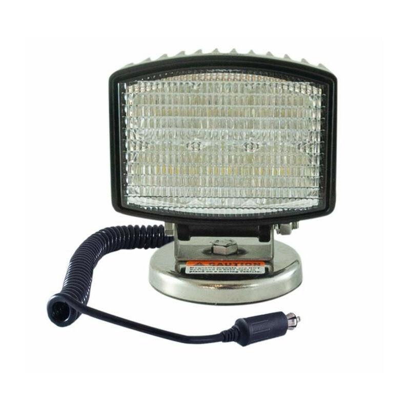 Phare de travail à LED 12-28V 18W 1350LM base magnétique