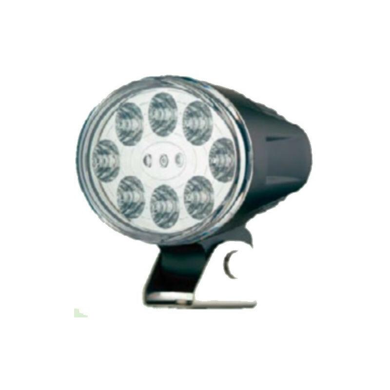 Phare de travail ovale AMA 9-30 V 18 W 1100 LM 8 LED