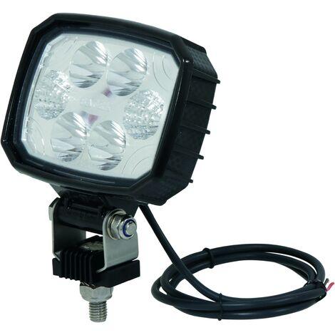 PHARE LED Ultra Leger 6 led - 12W 1500 lm - S17030