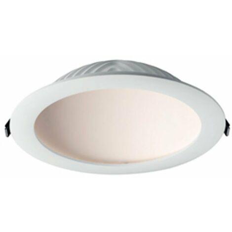 Phare Led Wiva ronde retrait du trou 285mm 32W 4000K lumière blanche 41100131