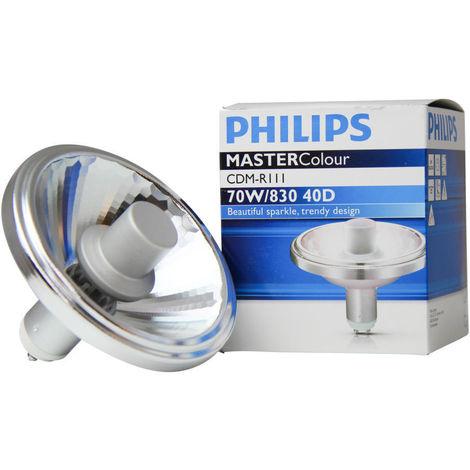Philips 207234 bulb GX8.5 70W 830 MASTErcolour CDM-R111 40