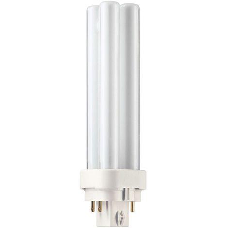 Philips 26w MASTER PL-C Warm White Colour - G24q-3 Cap Compact Fluorescent Lamp
