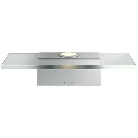 Philips 409426016 - Lámpara de techo, led integrado, luz blanca cálida, regulable [Clase de eficiencia energética A+]