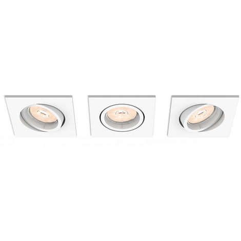 Philips 5019331PN myLiving Foco empotrable Blanco