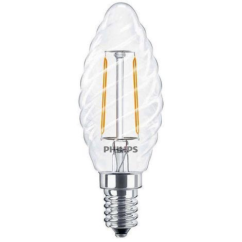 Philips 574119 bulb E14 2.5-25W 827 Classic LEDcandle ST35 clear