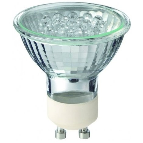 Philips 799449 Ampoule LED GU10 1W 230V Deco Green
