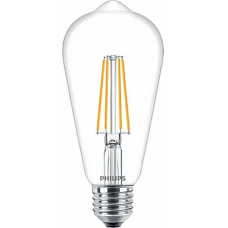 Philips 7W LED ES E27 Squirrel Cage Very Warm White - 74275400