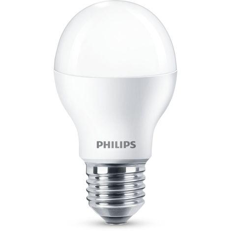 PHILIPS AMPOULE LED EN PLASTIQUE BLANC 9 W