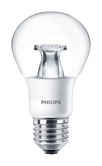 Corepro Chaud À Philips Variable Intensité Lampe Culot E27 Blanc Transparent Led 6 W827 Ledbulb PkXNn0wO8