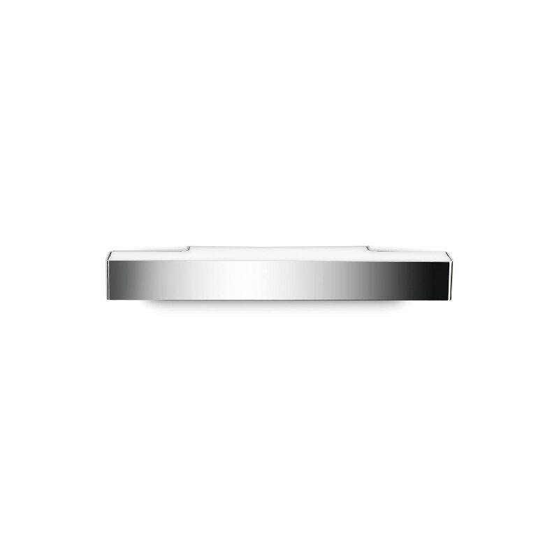 Ecomoods applique barra 51 cm cromo