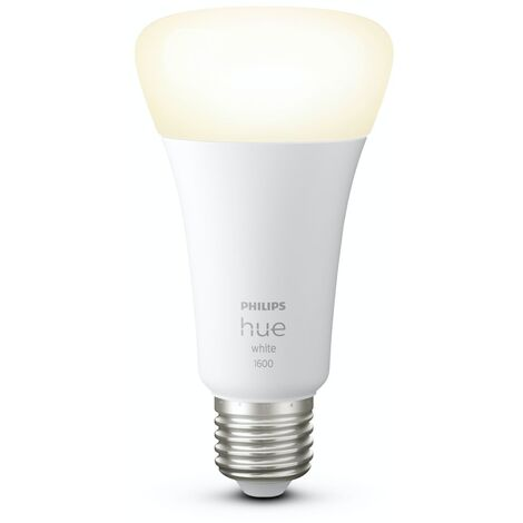"""main image of """"PHILIPS HUE WHITE, AMPOULE LED CONNECTÉE E27 100W, COMPATIBLE BLUETOOTH PHILIPS BY SIGNIFY 8719514343320"""""""