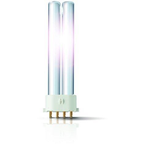 Philips Kompaktleuchtstofflampe MASTER PL-S 4P - 2G7, 840 Neutralweiß