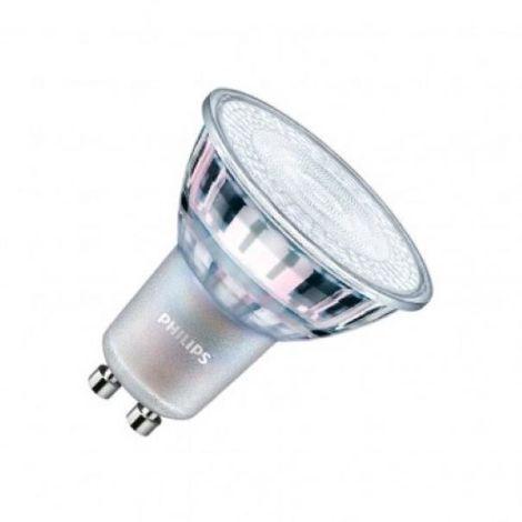 PHILIPS LAMPADINA LED 6.2W DIMMERABILE ATTACCO GU10 LUCE CALDA 3000K COLORE GRIGIO LEDTWIST80WH