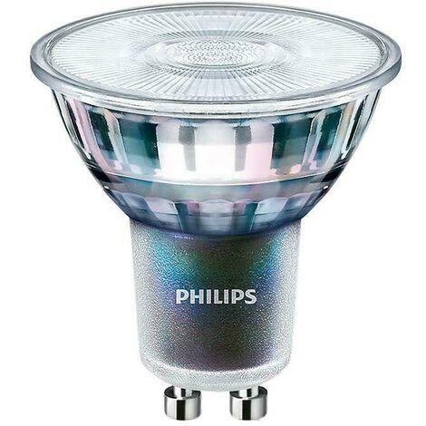 PHILIPS LAMPADINA SPOT MASTER LED 5.5W ATTACCO GU10 LUCE CALDA MLGU105093025X