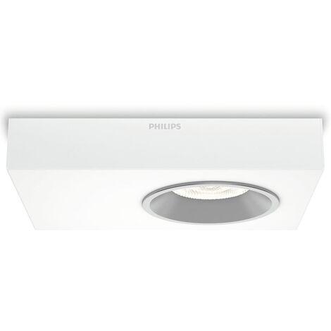 W 4 Lámpara LED Instyle de techo Philips Quine 5 blanca WEDH29YI