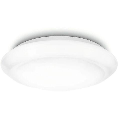 Philips Lámpara de techo LED myLiving Cinnabar blanco 4x1,5W 333613116
