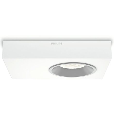 Quine 4 Ceiling W Led Lamp Instyle White Philips 5 312113116 LUVjpqSzMG