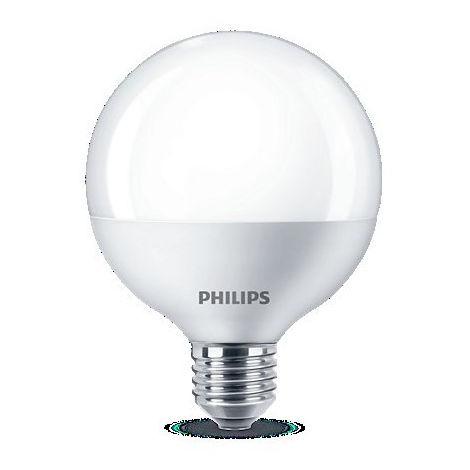 Philips LED Globo 8718696580615 Mate de 16,5W (100W) E27, blanco cálido