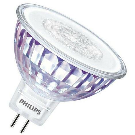 Philips LED MR16 Spotlight 5.5W GU5.3 12V Dimmable LEDspot VALUE Warm White 36°
