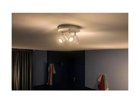 Plafoniere Led 60x60 Philips : Philips lighting hue lampada soffitto led da bagno con