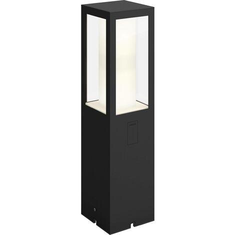 Philips Lighting Hue Lampadaire extérieure LED (extension) 17434/30/P7 Impress LED intégrée 16 W RVBB R771061