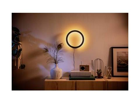 Plafoniere Quadrate Philips : Philips lighting hue led da soffitto e parete sana classe